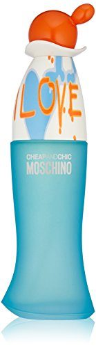 I LOVE I LOVE BY MOSCHINO 3.4 OZ 100 ML EAU DE TOILETTE FOR WOMAN
