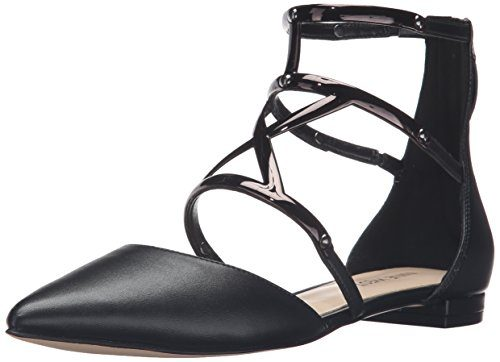 Nine West Women's Activista Synthetic Pointed Toe Flat