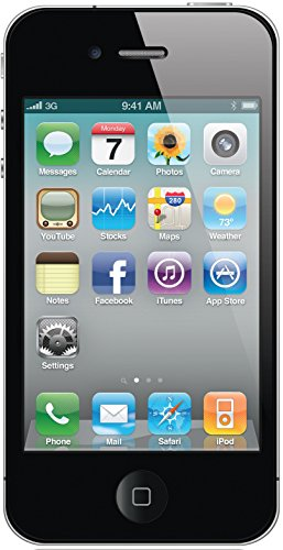 Apple iPhone 4 (MD439LL/A) – 8GB Smartphone – Black – Verizon (Certified Refurbished)