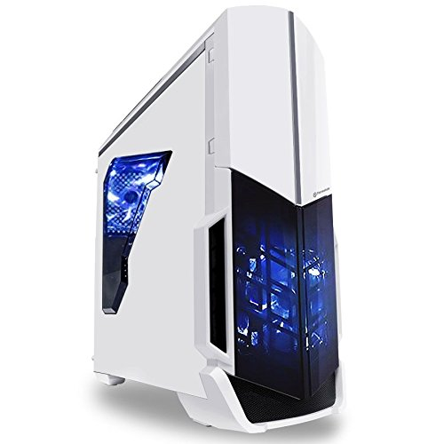 SkyTech Archangel  ST-FX6300-8GB1TB-GTX750TI Gaming Computer (AMD FX-6300 3.5 GHz 6-Core 2GB Graphic, 1TB 7200RPM Hard Drive, 8GB DDR3, 24X DVD, Windows 10)