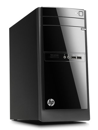 HP Pavilion Desktop (AMD A4-5000 Quad-Core Processor, 8GB DDR3 RAM, 1TB Hard Drive, DVD/CD, Windows 8.1 Professional, Upgradable to Win 10) (Certified Refurbished)