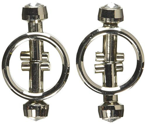 Pipedreams Fetish Fantasy Pipedreams Fetish Fantasy Limited Edition - Magnetic Nipple Clamps, 1.8 Ounce
