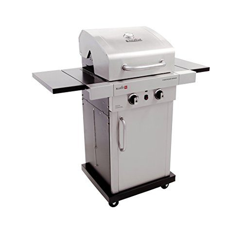 Char-Broil Professional TRU Infrared 2-Burner Cabinet Gas Grill