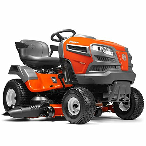 "Husqvarna 960430214 YTA24V48 24V Fast Continuously Variable Transmission Pedal Tractor Mower, 48""/Twin"