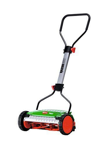 Brill 15 in. Razorcut Reel Lawn Mower