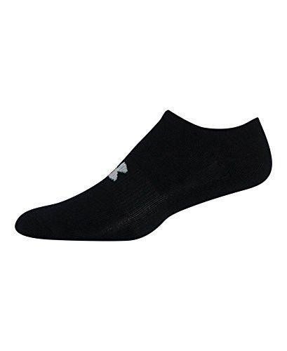 Under Armour Men's HeatGear Solo No-Show Socks (3 Pair)