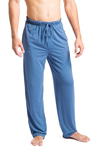 Fishers Finery Men's Pajama Pants Ecofabric All Day Comfort Jersey Pants