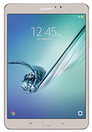 """Samsung Galaxy Tab S2 8.0"""", SM-T713NZDEXAR (32GB, Gold)"""