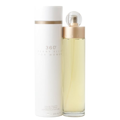 360 by Perry Ellis for Women - 6.8 Ounce EDT Spray