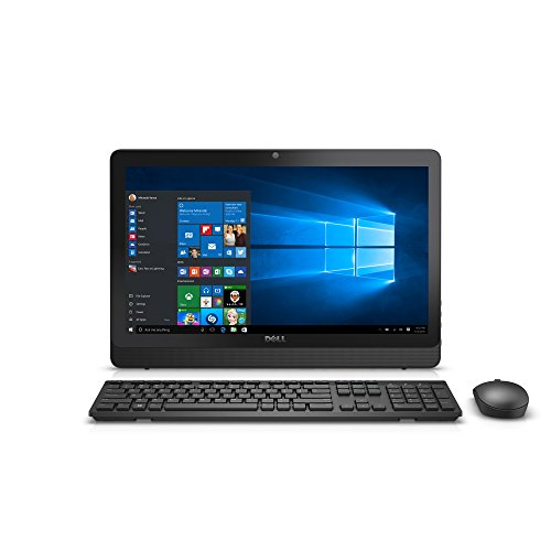 Dell Inspiron i3052-3620BLK 19.5 Inch All-in-One (Intel Pentium, 4 GB RAM, 1 TB HDD)