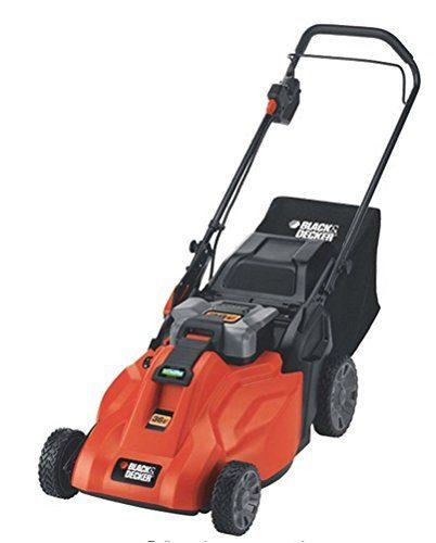 "Black & Decker CM1936ZA 36V Cordless Lawn Mower , 19"""