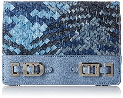 Nine West Gleam Team Slgs Wallet Foldover Clutch