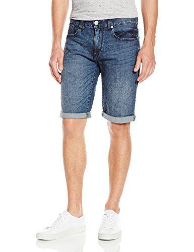 Unionbay Men's Stretch Five-Pocket Denim Short