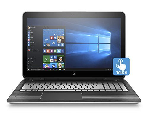 HP 15-bc010nr 15.6-Inch Laptop (Core i5, 8GB RAM, 1TB HDD)