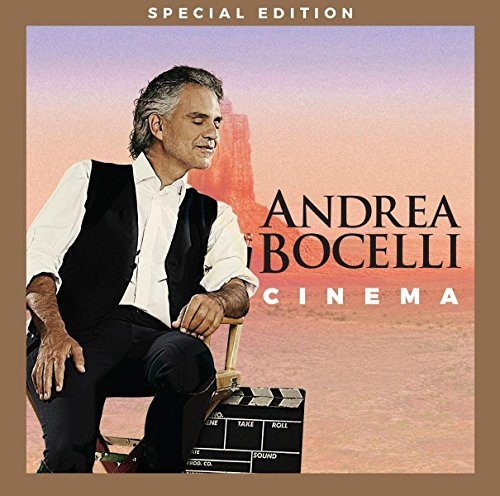 Cinema Special Edition [CD/DVD Combo]