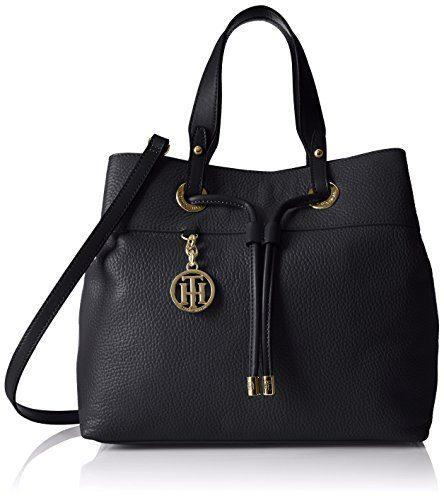 Tommy Hilfiger Corrine Shopper Convertible Top Handle Bag