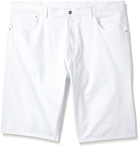 Sean John Men's Big-Tall Angled Coin Pocket Short