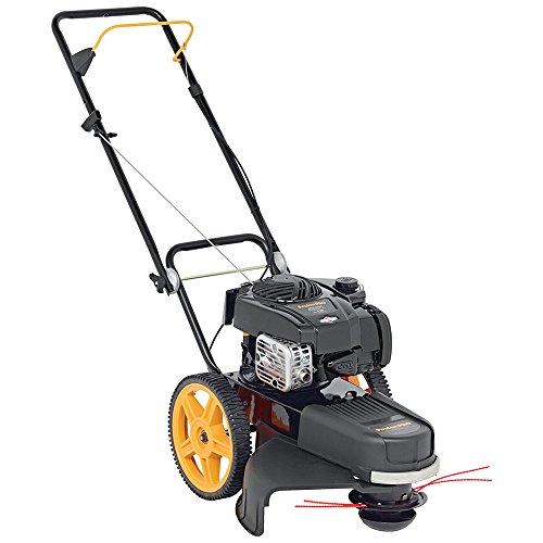 """Poulan Pro 961720015 190 cc High Wheel Lawn Trimmer Mower, 22"""""""