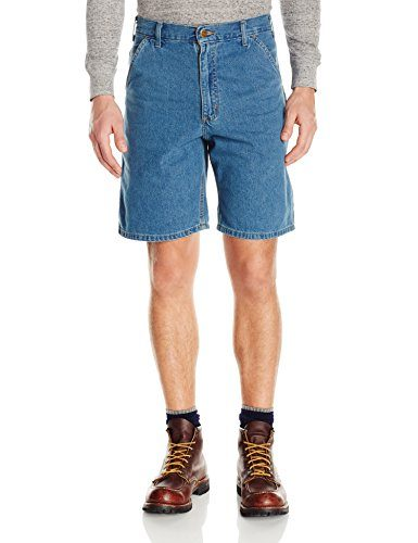 Carhartt Men's Lightweight Denim Utility Work Short