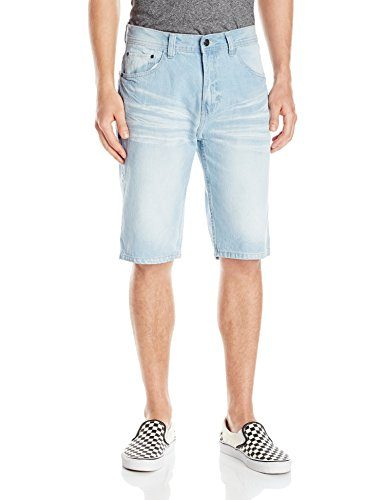 Akademiks Men's Brad Denim Short