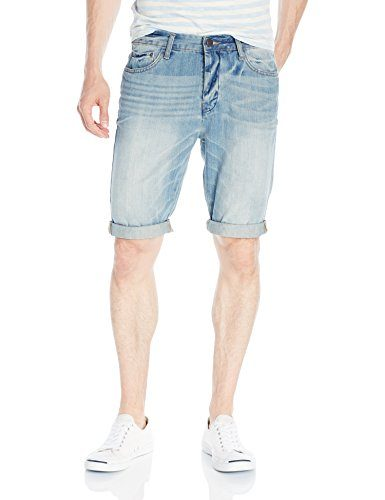 Calvin Klein Jeans Men's Tinted Wave Jean Short