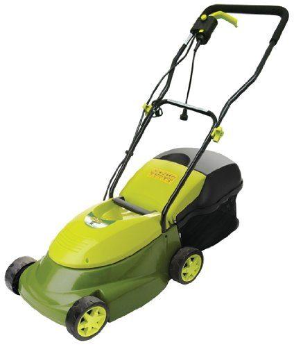 Sun Joe MJ401E Mow Joe 14-Inch 12 Amp Electric Lawn Mower With Grass Catcher