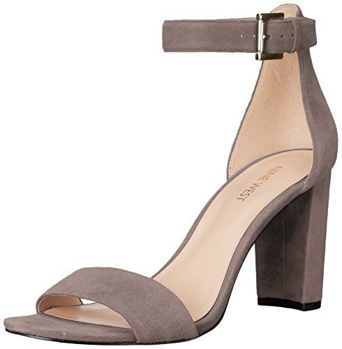 Nine West Women's Nora Suede Dress Sandal