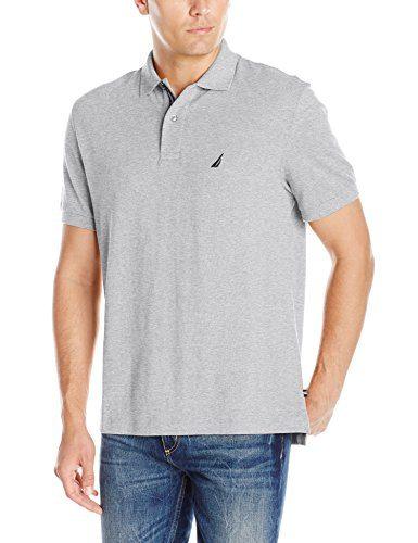 Nautica Men's Classic Fit Pique Polo Shirt