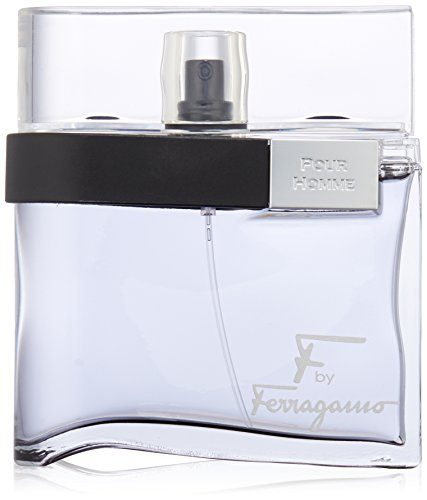 Salvatore Ferragamo F Ferragamo Black By Salvatore Ferragamo For Men Eau De Toilette Spray, 3.4-Ounce / 100 Ml
