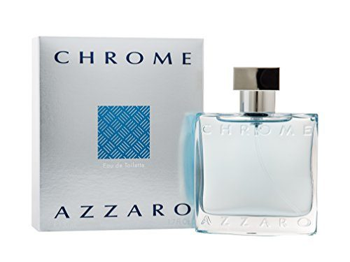 Chrome By Azzaro For Men. Eau De Toilette Spray 1.7 Ounces