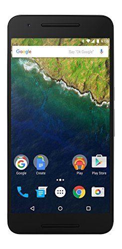 Huawei Nexus 6P - 32 GB Aluminum (U.S. Version: Nin-A1) - Unlocked 5.7-inch Android 6.0 smartphone w/ 4G LTE (U.S. Warranty)