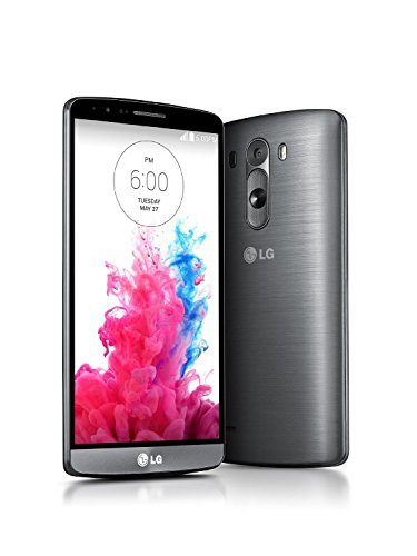 LG G3 Beat D722J 8GB Unlocked GSM Quad-Core Android Smartphone w/ 8MP Camera - Metallic Black (not 4G LTE)