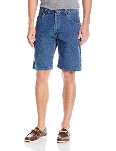 Wrangler Men's Rugged Wear Advanced Comfort Relaxed Fit Short
