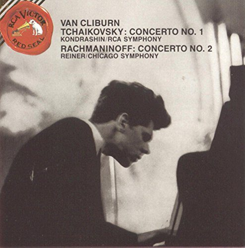 Tchaikovsky: Piano Concerto No.1 / Rachmaninoff: Concerto No.2