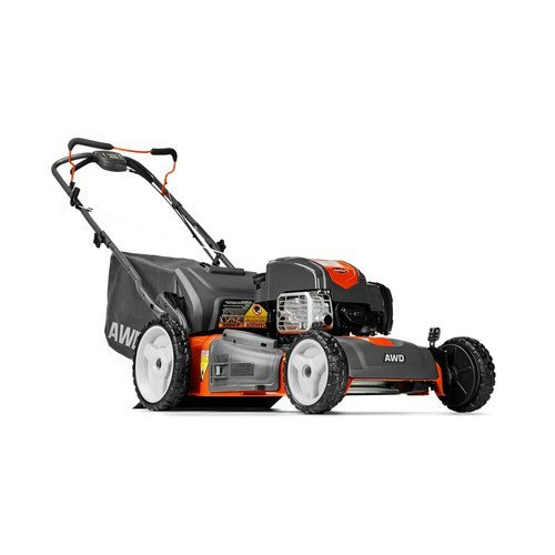 Husqvarna 961450019 HU725AWDHW Briggs 725exi 163cc 3-in-1 All Wheel Drive 4X4 Hi-Wheel Mower in 22-Inch