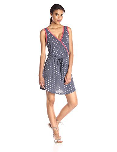 Alternative Women's Eco Jersey Printed Waist Tie Mini Dress