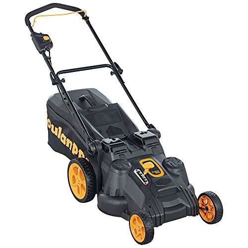 Poulan Pro 967044401 40V Electric Start Dual Blade Mower, 20""