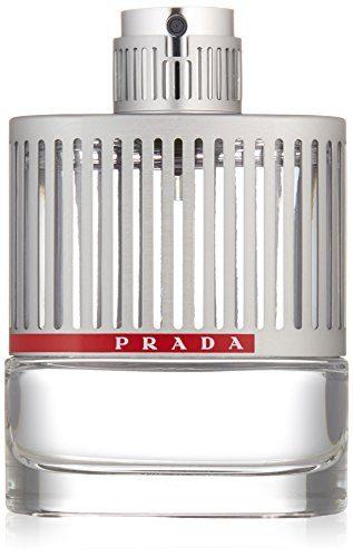 Prada Luna Rossa Eau de Toilette Spray for Men, 3.4 Ounce