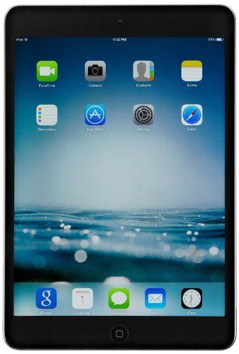 Apple ME277LL/A 8-inch iPad Mini 2 with Retina Display (1.30GHz     Dual-core Processor, 32GB GB Flash Memory, 1 GB RAM, Wi-Fi, iOS 7 Operating System) Space Gray