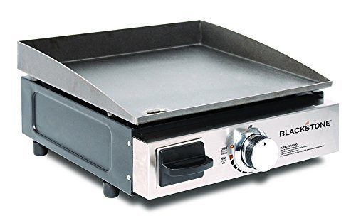 Blackstone Portable Gas Grill/Griddle for Outdoors and Camping, Blackstone Table Top Camp Griddle