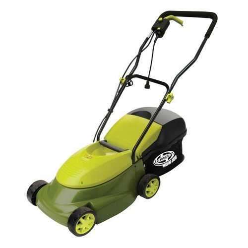 Sun Joe Mow Joe Pro Series MJ401E-PRO 14-Inch 13-Amp Electric Lawn Mower w/Side Discharge Chute