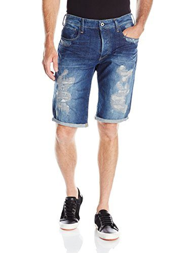 G-Star Raw Men's 3301 Tapered 1/2 Short