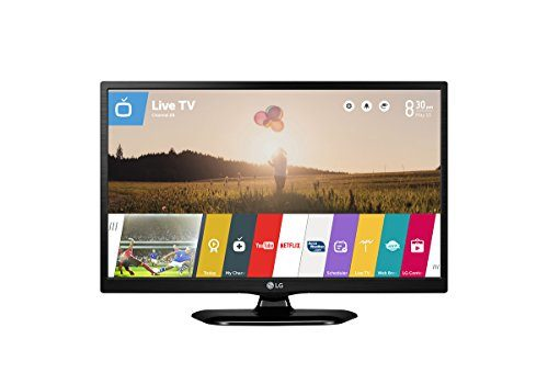 LG Electronics 24LF4820 24-Inch IPS 1080p Smart LED Television/Monitor