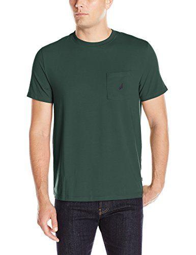 Nautica Men's Classic Fit Pocket T-Shirt