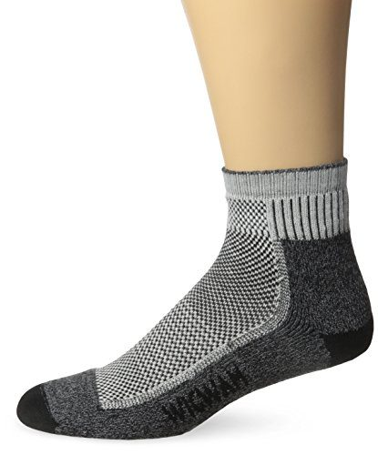 Wigwam Men's Cool-Lite Mid Hiker Pro Quarter Length Sock