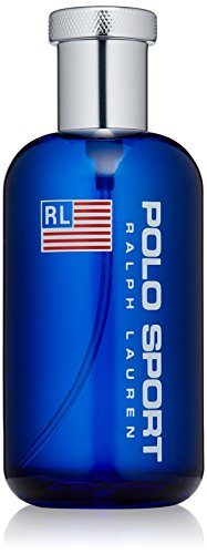 Ralph Lauren Polo Sport Eau de Toilette Spray for Men, 4.2 Ounce