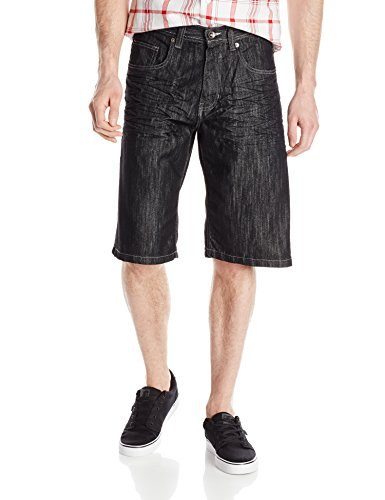 Southpole Men's 5180 Short Loose Straight Short