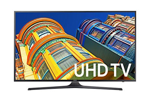 Samsung UN70KU6300 70-Inch 4K Ultra HD Smart LED TV (2016 Model)