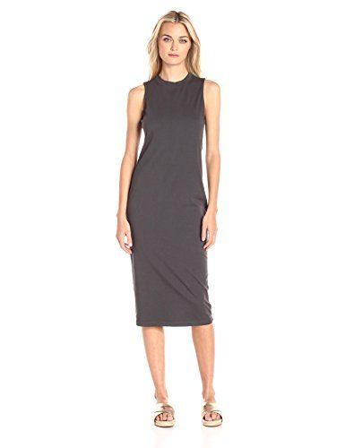 Michael Stars Women's Tank Midi Dress