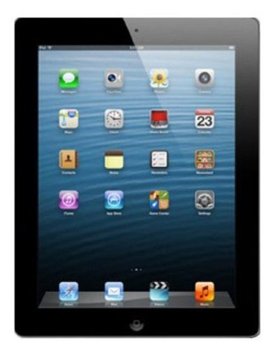 Apple iPad 2 MC769LL/A Tablet ( iOS 7,16GB, WiFi) Black 2nd Generation